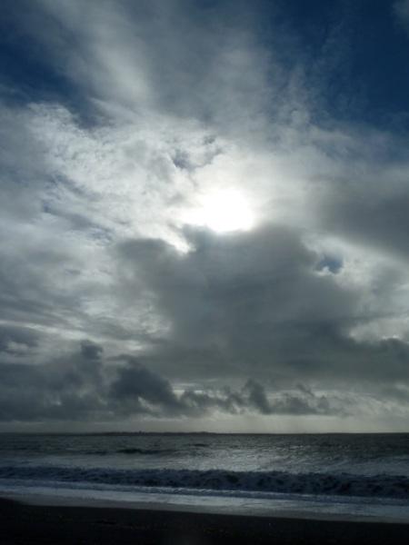 Winter Solstice Yoga Retreat: Winter Sky