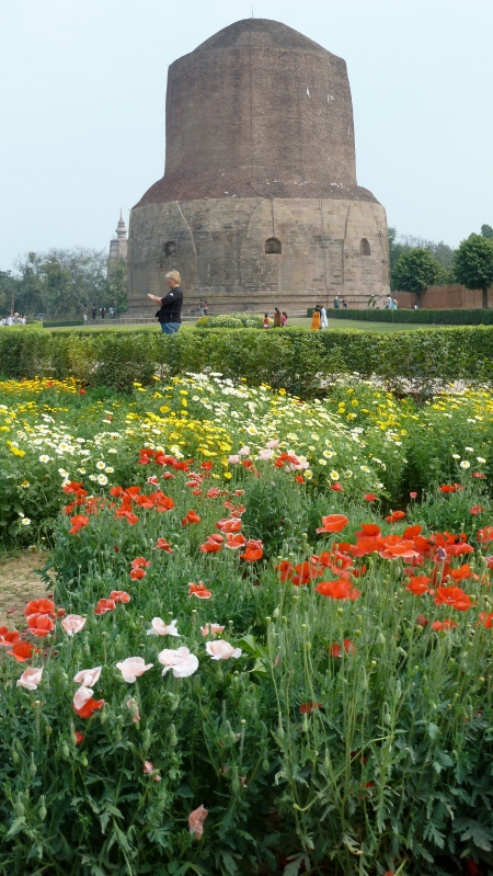 Sarnath, birthplace of Buddhism