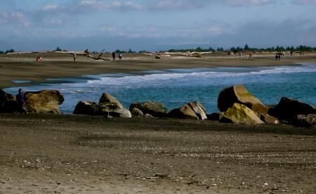 Protection Point, Ocean Shores, Washington