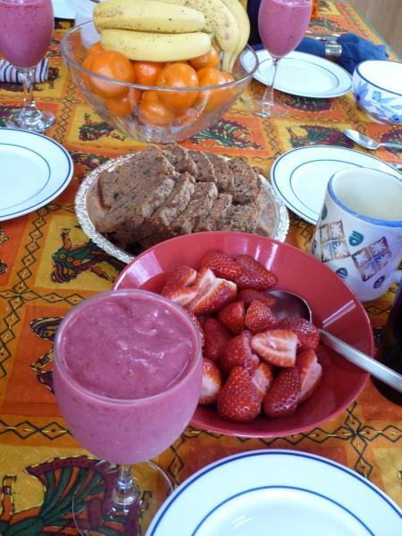 Breakfast at Little Renaissance