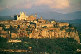 Another outing new to this year's trip:  day trip to Orvieto!