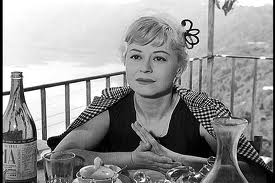 Giulitetta MasinaL perhaps one of the sweetest faces in Italian cinema