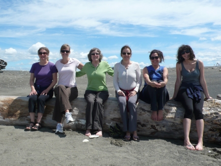 Summer Solstice Hatha Yoga Retreat 2013 at Little Renaissance, Ocean Shores (book your retreat now!)