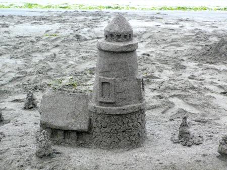 Sandcastle!