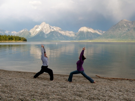 Warriors in the Tetons (with MaryAnn Kuchera)