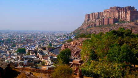 Jodhpur the Blue City